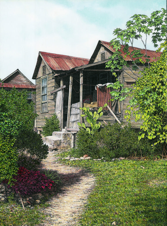Prints for Cost of building a house in jamaica